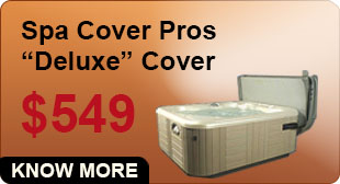 Affordable, Attractive Spa Cover
