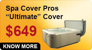 Highly Durable, Dynamic Spa Cover