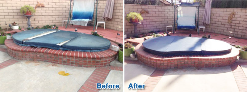 Custom Spa Covers Repair